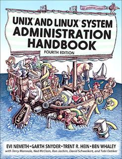 Best UNIX Linux System Administration book