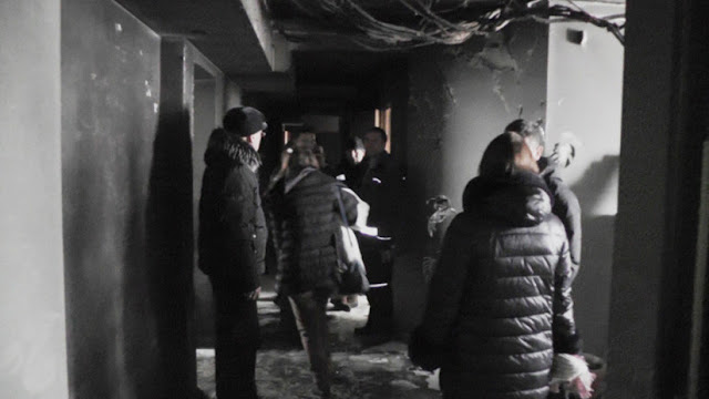 Karma instantáneo: Incendia su oficina tras reñir con jefes y acaba hospitalizado con quemaduras