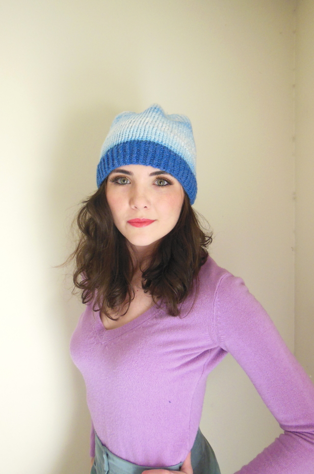 Jun 12, · This cozy light blue knit beanie pattern is the perfect way to add a pop of springtime color into your wardrobe. The French Blue Beanie mixes a pretty stitch design with a classic fit for a hat you'll love putting on time after time.5/5(1).
