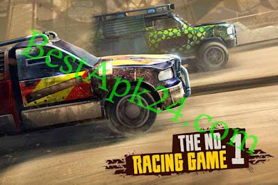 Racing Xtreme: Best Driver 3D MOD APK v1.06 (increase money) Download2