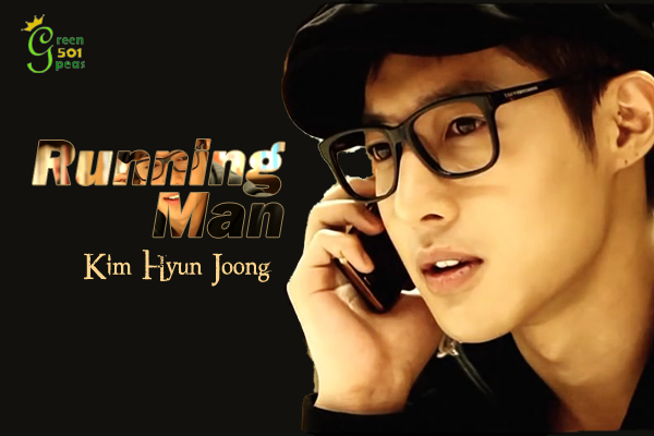 Ranning man with Kim Hyun Joong