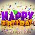 Abam Kie's Birthday Giveaway