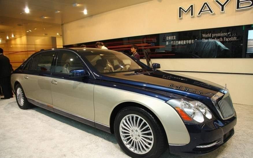 maybach rewiew, usa news for automotive cars