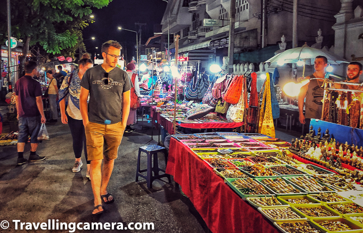 Cabaret Shows in Chiang Mai :    Like other cities of Thailand Chiang Mai also has its fair share of ladyboys and cabaret shows. Some of these places can be weird for specific personalities but if you are in full mood of exploring something different in country, these are the best places to spot talented ladyboys. These shows are entertaining and have variety, which depends upon what kind of place you chose for the shows. Phuket and Bangkok have huge variety for sure, but Chiang Mai adds it's own flavour.