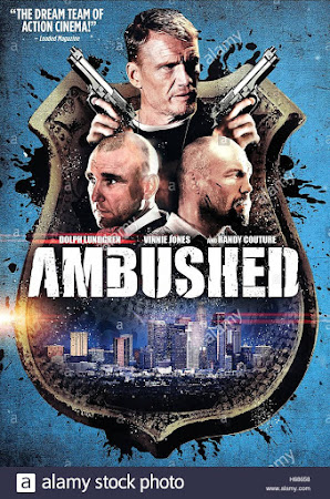 Poster Of Ambushed In Dual Audio Hindi English 300MB Compressed Small Size Pc Movie Free Download Only At worldfree4u.com