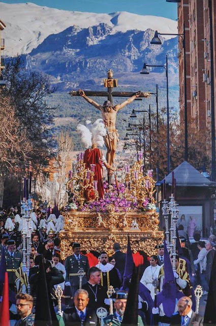 cartel de la Semana Santa de Granada de 2019