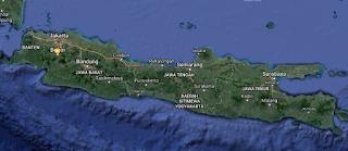 pulau jawa pulau terbesar kelima