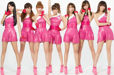 AsiaPlayList Cpop Girl Groups