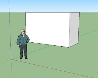 Membuat Obyek Dinding