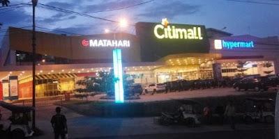 LOKER Pramuniaga & CS MATAHARI CITIMALL BATURAJA