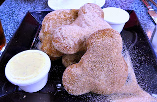 Gingerbread Beignets- Club 33 2