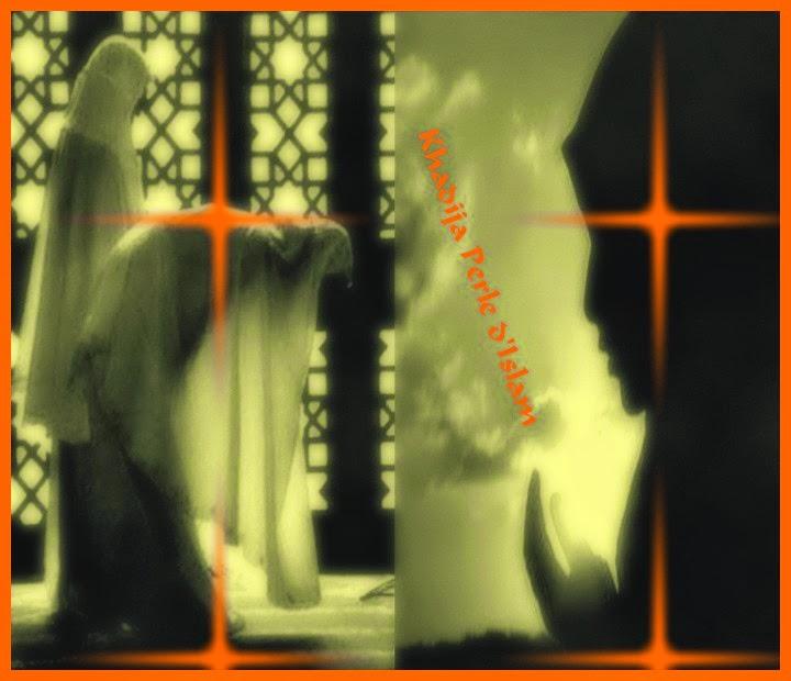 prière dans le coeur islam