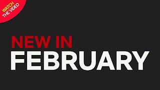 Netflix Valentine Movies February