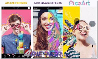 PicsArt Photo Studio 8.7.2 Apk Terbaru