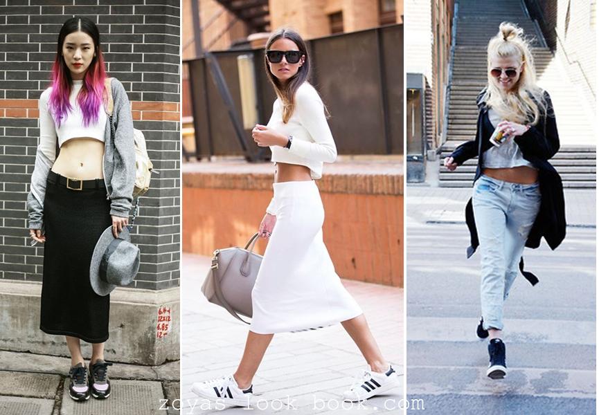 модная одежда, korean fashion, основы корейской моды, корейская мода, корейские бренды, Cropped top, кроп топ, кропд топ, crop top, с чем сочетать, лето 2015, с чем носить кроп-топ, варианты сочетания кпор топов, костюм кроп топ, кроп топ и юбка карандаш, кроп топ с юбкой, кроп топ необычные сочетания