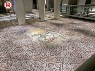 Rávena - Domus dei Tappeti di Pietra