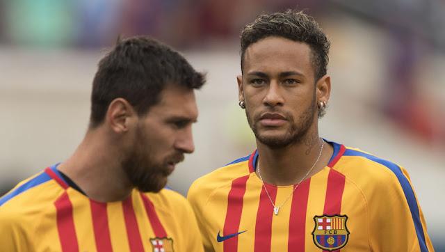 Le conseil de Messi à Neymar sur son avenir