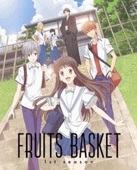 جميع حلقات الأنمي Fruits Basket (2019) مترجم