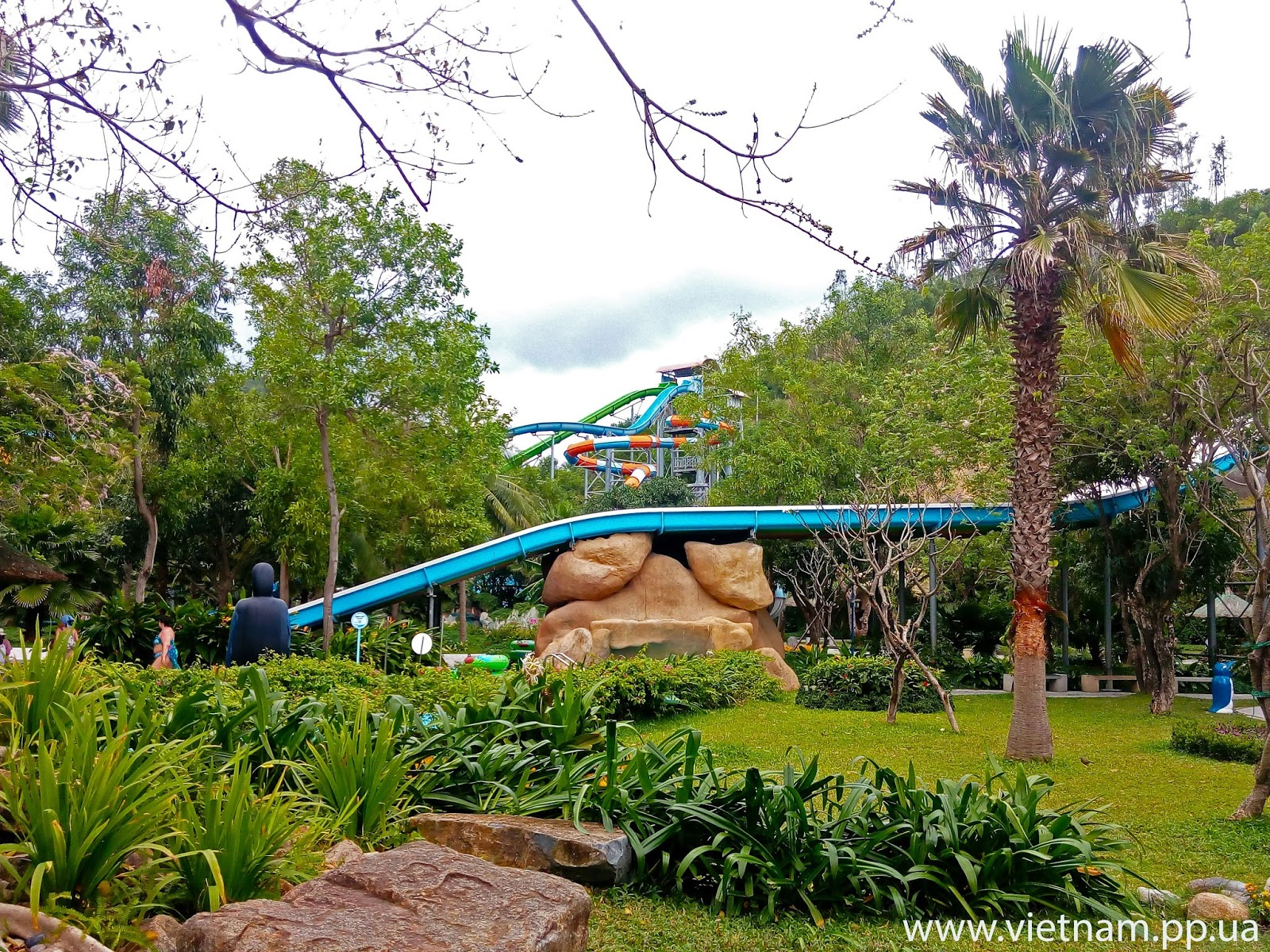 Нячанг аквапарк Винперл
