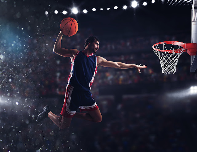 Materi Olahraga Bola Basket Lengkap