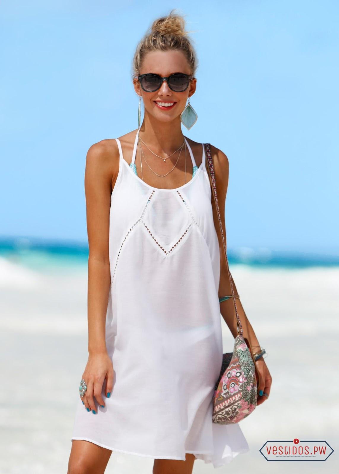 ff03103bf Vestidos blancos para playa 2018 – Vestidos baratos