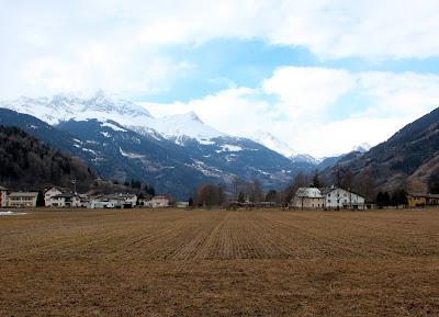 Le Prese. Bernina Expres