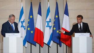 Macron defiende ante Israel plan de Irán sobre el pacto nuclear