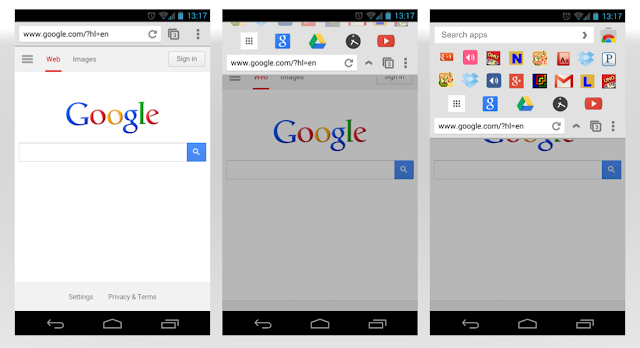 Chrome Android App
