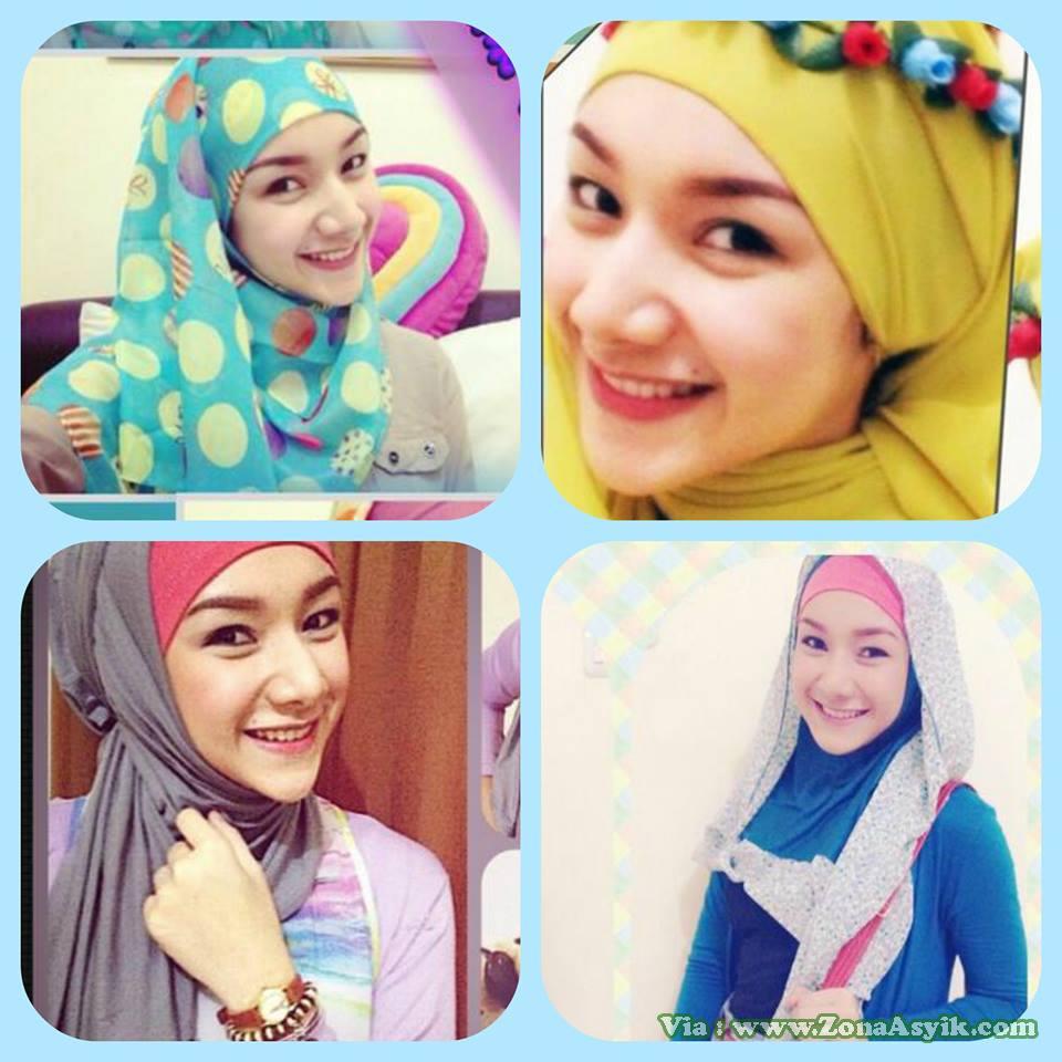 Tutorial Hijab Untuk Kartini Anak Sd - Tutorial Hijab Cara ...