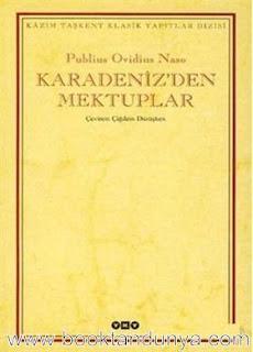 Publius Ovidius Naso - Karadeniz'den Mektuplar YKY