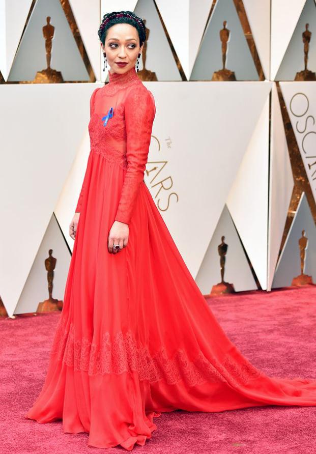 Ruth Negga Oscars 2017