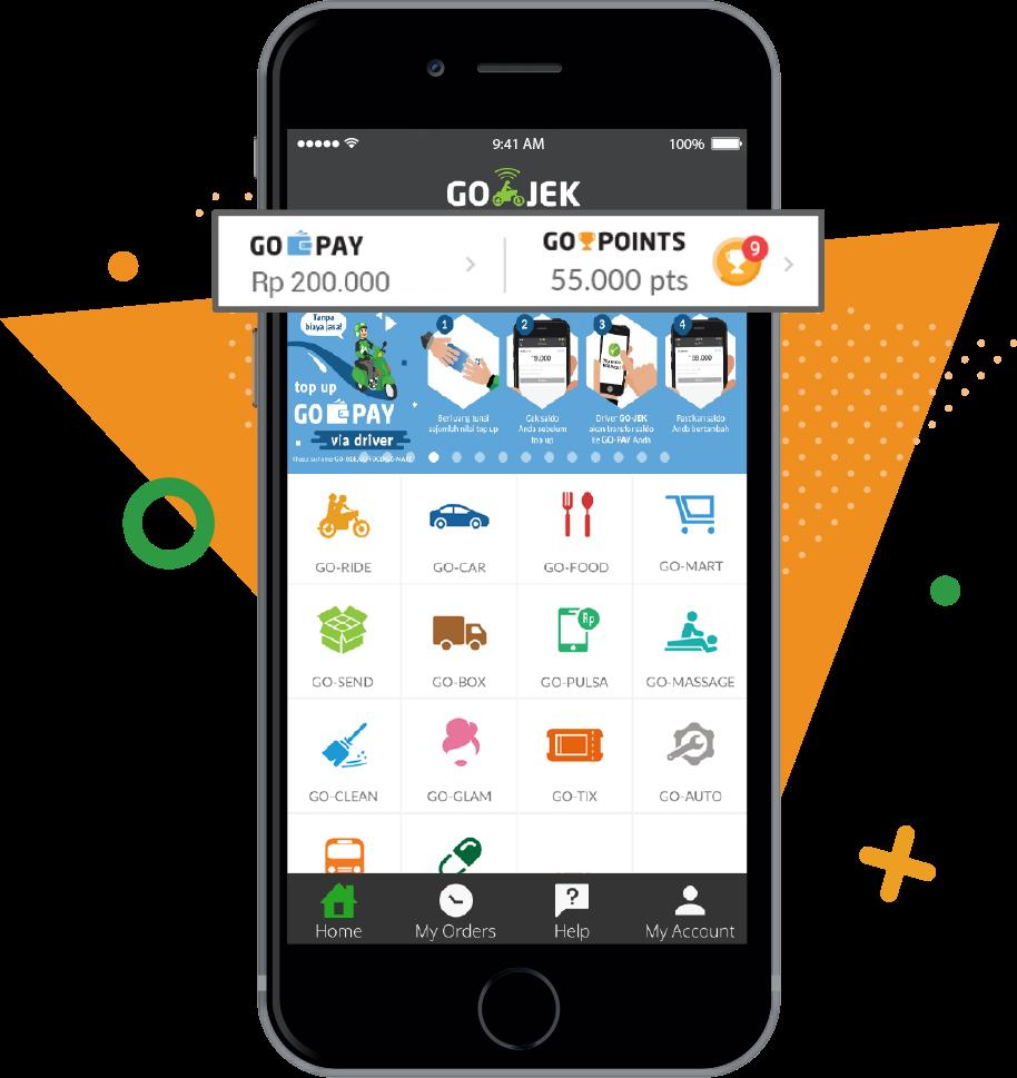 Gopay Gojek: Naik Gojek Pakai Go-Pay Banyak Promo Dan Diskon, Cek Aja