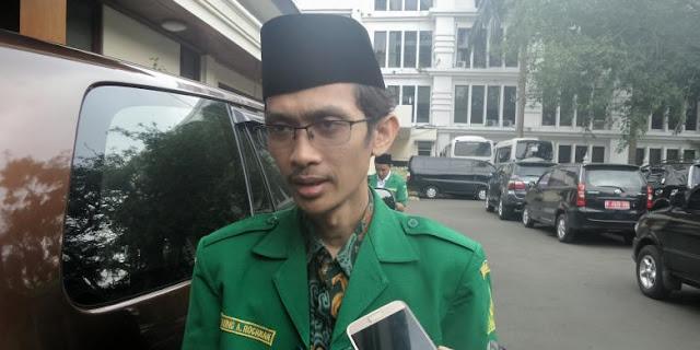 Temui Wiranto, GP Ansor Minta Pemerintah Tindak Tegas Ormas Radikal Anti-Pancasila