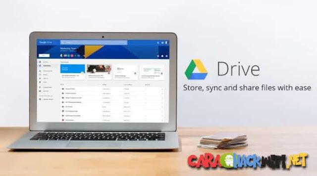 Cara Menyembunyikan File Rahasia di Google Drive