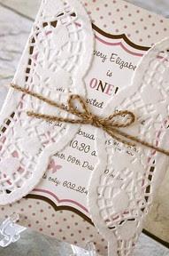 napperon dentelle papier pochette