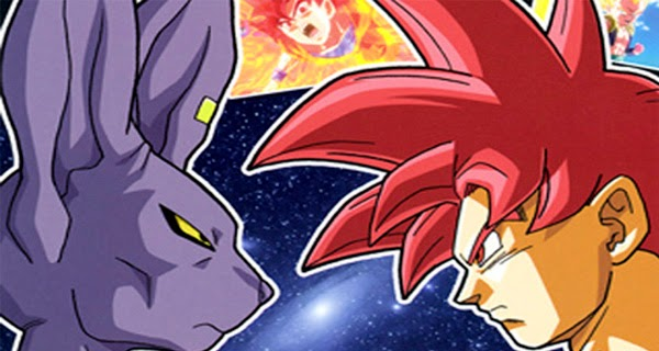 Anime-Comic Dragon Ball: La Batalla de los Dioses [Reseña]