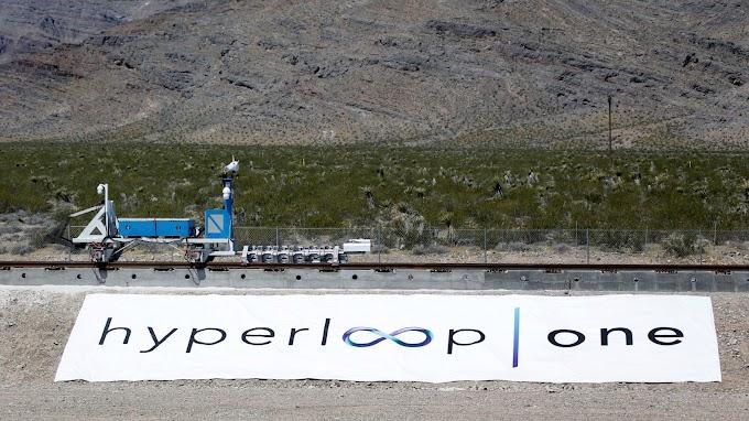 Hyperloop & not bullet trains is the future Indian travel: HTT's Bibop