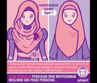 hijab syar'i ustad felix siauw