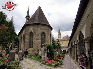 Cementerio San Pedro, Salzburgo, Austria