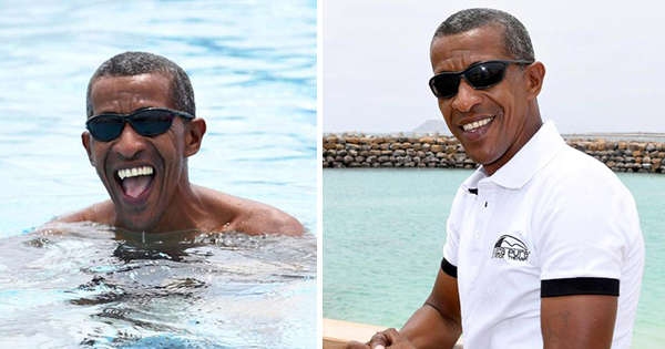Meet Man Who Looks Just Exactly Like Barack Obama, Says He is Constantly Being Mistaken as the Ex-U.S. President [Video]
