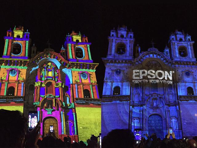 Epson Mapping Challenge Latinoamérica llega a Ecuador