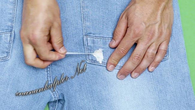 Kıyafetlere Yapışan Sakız Nasıl Çıkar - www.inanankalpler.net