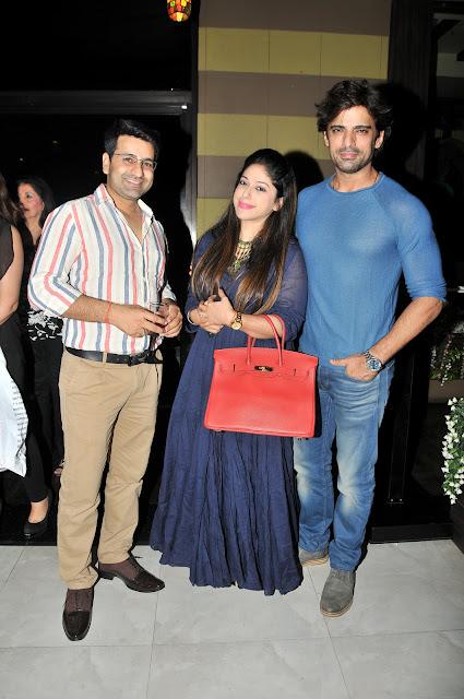Aditi Shirwaiker & Mohit Malik