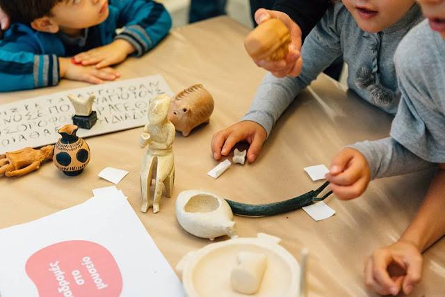 Μνημεία, ανασκαφές, ψηφιδωτά  και ευρήματα στο εκπαιδευτικό πρόγραμμα 2018-19 της Εφορείας Αρχαιοτήτων Αργολίδας