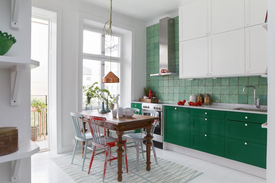 Metrotegels keuken groen inspiratie opdoen metrotegels keuken i