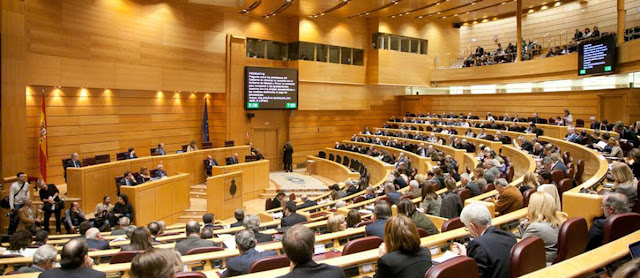 Senado y trabajo parlamentario