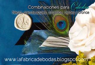 Comprar liston y lacre para boda y 15 color combinacion azul celeste aqua  boda guatemala