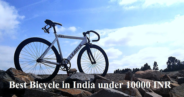 Best Bicycle in India under 10000 INR