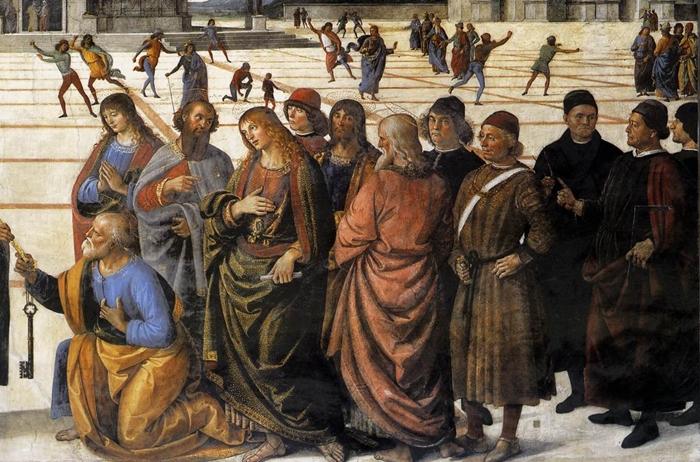 Cappella Sistina Perugino