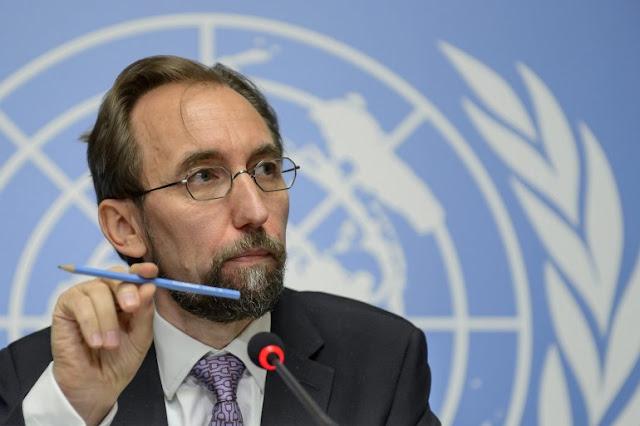 Alto comisionado de la ONU cuestiona legitimidad de elecciones en Venezuela